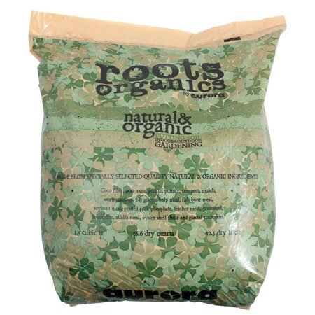 Roots Organics Potting Soil 1-1/2 cu. ft. at Sears.com